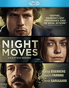 Night Moves [Blu-ray] [2013] [US Import]