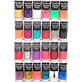 Makeup Mania Nail Polish Set, Multi-Color No.86, 87 (Combo Of 24)