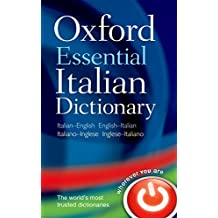 Oxford Essential Italian Dictionary: Italian-English - English-Italian