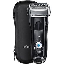 Braun 7840S - Afeitadora eléctrica con tecnología Wet&Dry, color negro