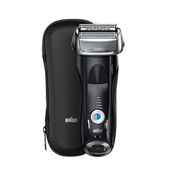Braun Series 7 7840 s - Afeitadora eléctrica para hombre de lámina ... 1042990b378a