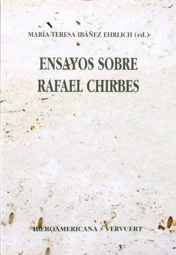 Ensayos sobre Rafael Chirbes.