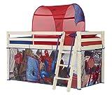 Spiderman Tente pour lit mezzanine