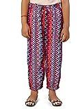 Oxolloxo Girls tribal print pants