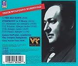 Korngold - Symphony; Sea Hawk - excs.