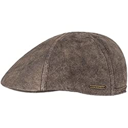 Gorra Gatsby de Piel Texas by Stetson gorras de inviernogorra de piel gorras de invierno
