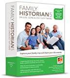 Picture Of Family Historian 5 Deluxe Genealogy Software (PC)