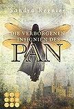 Die Pan-Trilogie, Band 3: Die verborgenen Insignien des Pan von Sandra Regnier