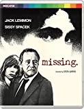 Missing - Limited Edition Blu Ray [Blu-ray]