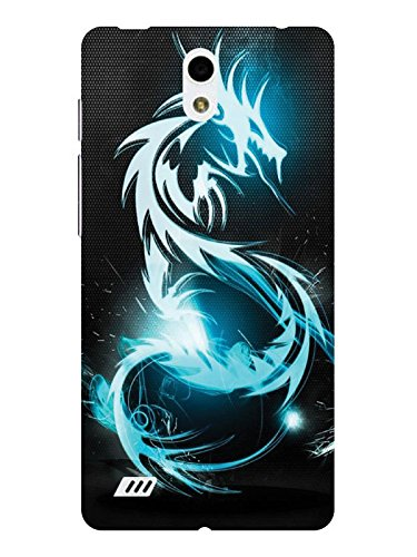 TREECASE Designer Printed Soft Silicone Back Case Cover For Infocus Bingo 10