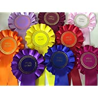 10 x Well Done Rosettes