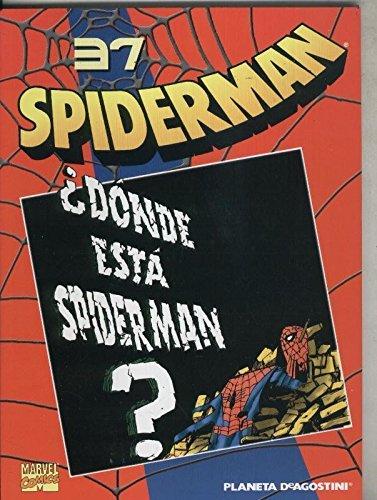 Coleccionable Spiderman volumen 1 numero 37