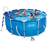 Bestway 12ft x 48-inch Steel Pro Frame Pool Set
