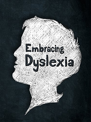 Embracing Dyslexia Cover
