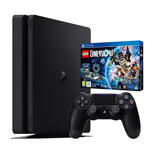 Playstation 4 - Consola Slim (Chasis D)...