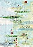 empireposter Noack, Katharina - Sylt und Amrum - Kunstdruck