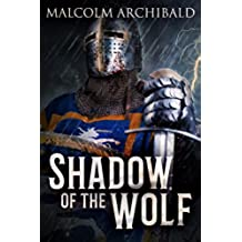 Shadow of the Wolf: Fantasy Adventure In The Dark Ages Of Scotland (English Edition)