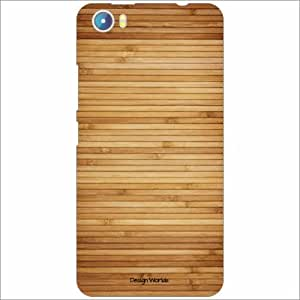 Design Worlds - Micromax Canvas Fire 4 A107 Designer Back Cover Case - Mult...
