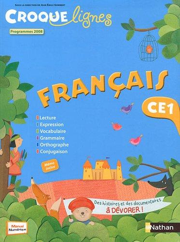 Franais CE1 : Programmes 2008