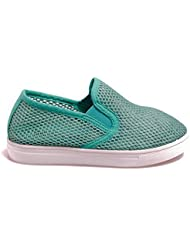 Colors of California Laceup20k filles, toile, sneaker slip on