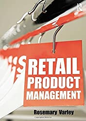 Retail Product Management: Buying and merchandising by Rosemary Varley (2014-11-05)