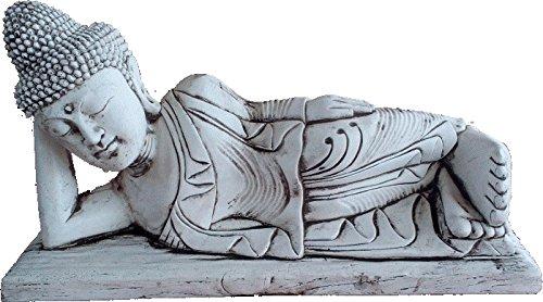 Deco Granit Statue Bouddha Parinirvana