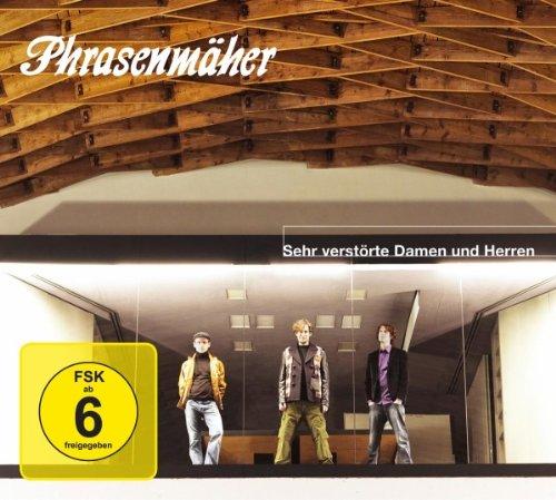 Phrasenmäher: Sehr verstörte Damen und Herren (+ DVD) (Audio CD)