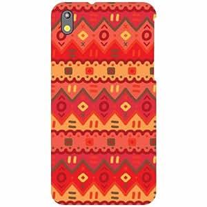 Printland HTC Desire 816 Back Cover High Quality Designer Case
