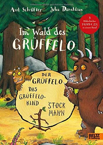 Im Wald des Grüffelo: Der Grüffelo, Das Grüffelokind, Stockmann