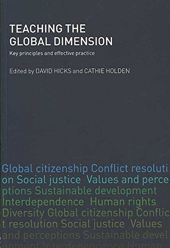 [Teaching the Global Dimension: Key Principles and Effective Practice] (By: David Hicks) [published: June, 2007]