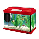 Ferplast 65040070 Cayman 40 Colours Aquarium, 41.5 x 21.5 x 34 cm, 21 L