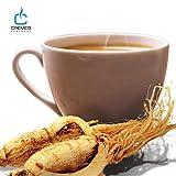 Caffè Cremeo - 50 Capsule Compatibili Con Sistema Nescafè Dolcegusto – Bevanda Solubile Al Gusto Di GINSENG