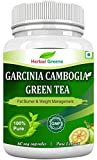 HerbalGreens Garcinia Green Tea contains Garcinia cambogia Extract 300 mg & Green Tea