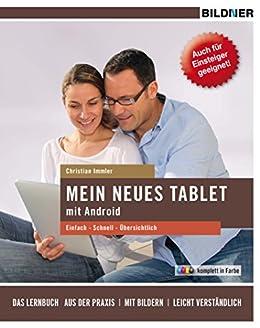 Mein neues Tablet mit Android von [Immler, Christian]