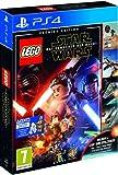 Lego Star Wars 7 PS-4 Premium AT Erwachen der Macht + 4 Lego Figuren