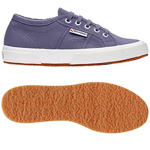 Schuhe Superga Sneakers Herren Damen Unisex 2750-plus Cotu Frühling Sommer Herbst Winter Blue Velvet