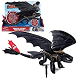 Dragons - Action Spiel Set - Drachen Barrel Roll Ohnezahn Licht & Sound 44cm