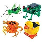 EDU Toys Solarbetriebene Tiere Solarmodelle Solar Bausatz