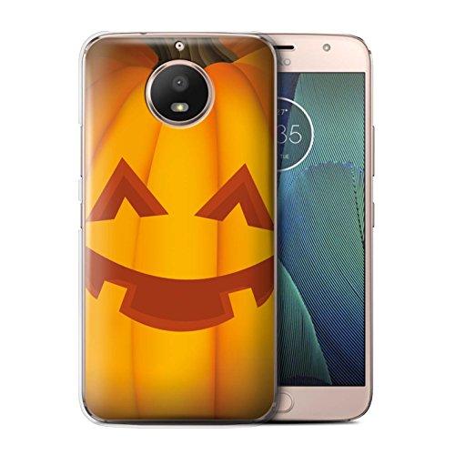 für Motorola Moto G5S / Glücklich Muster/Halloween Kürbis Kollektion ()