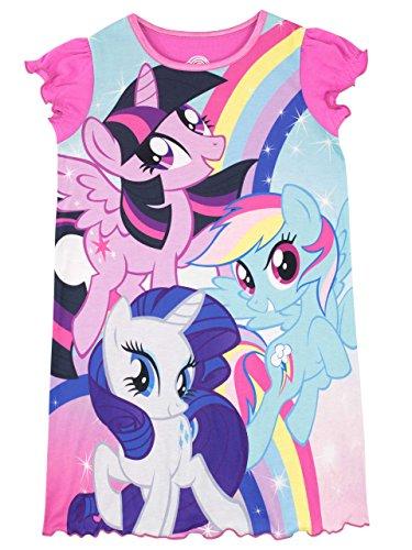 �dchen My Little Pony Nachthemden Mehrfarbig 122 ()