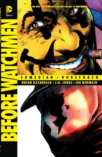 Before Watchmen: Comedian / Rorschach TP