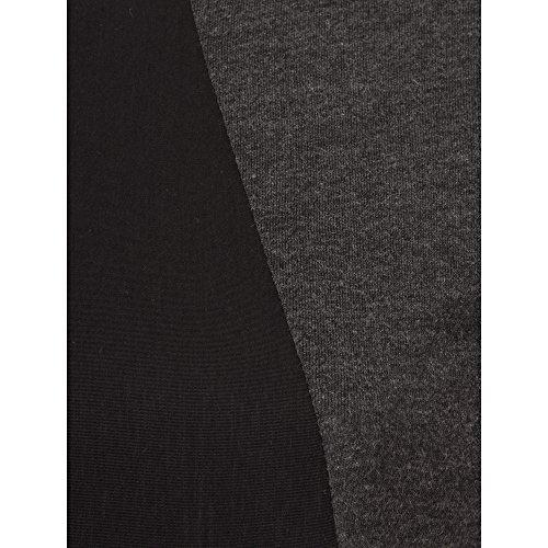 Great Plains -  Vestito  - Donna Charcoal Mel/Black