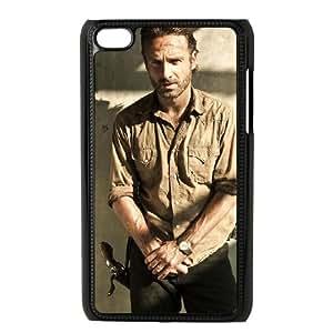 iPod Touch 4 Case Black The Walking Dead enal