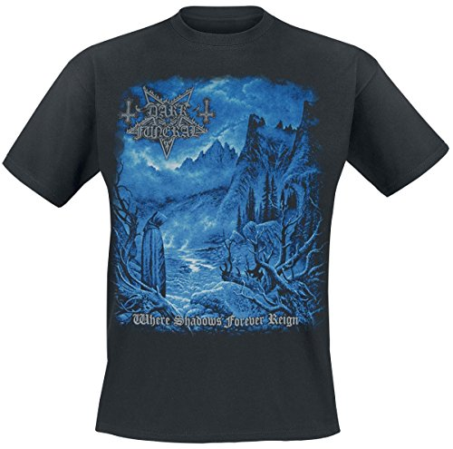 Dark Funeral Where shadows forever reign T-Shirt nero M