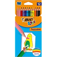 BIC 832566 - Caja con 12 lápices de colores