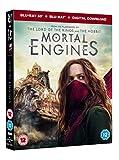 Mortal Engines (Blu-ray + 3D + Digital Download) [2018] [Region Free]