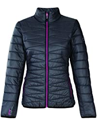 Dare 2B Womens Grey 'Intertwine' Showerproof Jacket