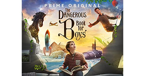 Amazonde The Dangerous Book For Boys Das Einzig Wahre