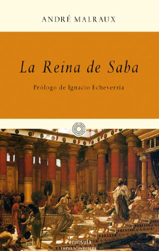 La reina de Saba: Una aventura geográfica (IMPRESCINDIBLES)