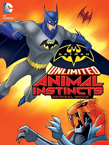 Image of Batman Unlimited: Animal Instincts